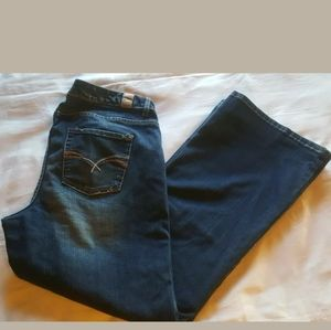 Women's Orchid Maurice bootcut jeans size 16